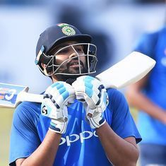 No Rohit or Saha, Bhuvneshwar injury concern: India name squad for the first three England Tests