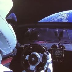 Watch: Elon Musk put a Tesla Roadster on the SpaceX Heavy Falcon rocket to Mars (or beyond)