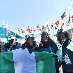Nigeria's daredevil women's bobsleigh team is aiming to recreate the 'Cool Runnings' magic
