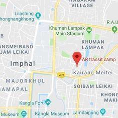 Manipur: Nine Assam Rifles personnel injured in grenade attack at Imphal transit camp