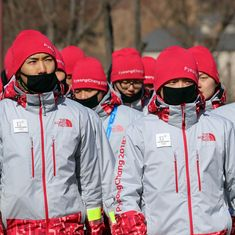 Earthquake, high winds and risk of fire hits Pyeongchang Winter Olympics