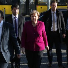Germany: Angela Merkel's Christian Democratic Union reaches coalition deal to form government
