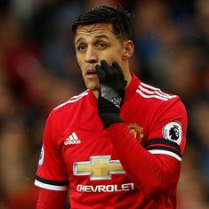 Don't know why I didn't get regular game time at Manchester United, says Alexis Sanchez