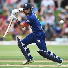 Former Hong Kong batsman Mark Chapman called up by New Zealand for T20I tri-series
