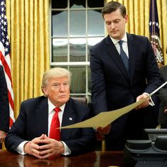 US: White House Staff Secretary Rob Porter resigns after domestic abuse allegations
