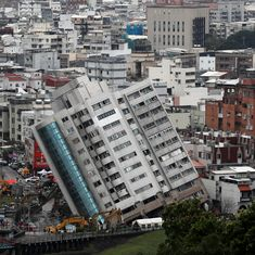 Taiwan earthquake toll rises to 10, at least 58 people still missing