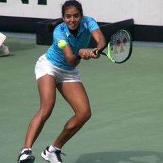 Mumbai Open: Resilient Ankita Raina beats Rutuja Bhosale in high-octane, all-India clash
