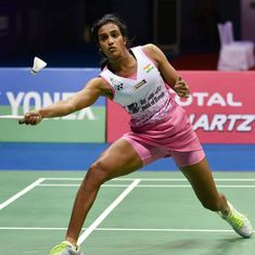Sindhu's efforts not enough as India lose to Indonesia in Badminton Asia Championship quarters