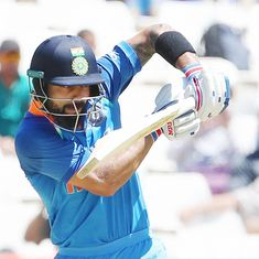 Virat Kohli right up there with Tendulkar, Dravid, Lara and Ponting, says Ganguly