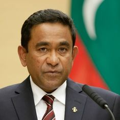 Why has Abdulla Yameen turned against the half-brother who helped him become Maldives president?