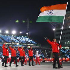 Flag-bearer Shiva Keshavan leads Indian contingent at Winter Olympics