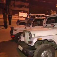 जम्मू-कश्मीर : एक और सैन्य कैंप पर आतंकी हमला, तीन घायल