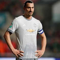 Zlatan Ibrahimovic files hate crime complaint in Sweden after statue is vandalised