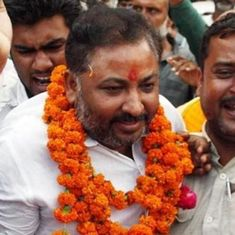 UP: Leader who made derogatory remarks about Mayawati made BJP state unit's vice president