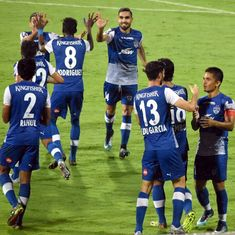 Despite ongoing political turmoil, Bengaluru FC leave for Maldives for AFC Cup tie