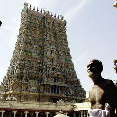 Mobile phones, plastic banned inside Madurai's Meenakshi Amman temple