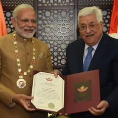 The big news: Modi says dialogue only solution to Israel-Palestine conflict, and 9 other top stories