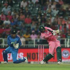 Pink ODI hero Klaasen surprised by Kohli's decision to not bowl pacers at death