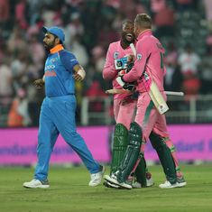 Sloppy India, resurgent SA: Here are the talking  points from the 4th ODI at Jo'burg