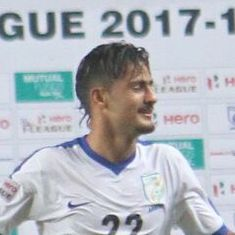 I-League: Abhijit Sarkar's injury-time brace helps Indian Arrows beat Churchill Brothers