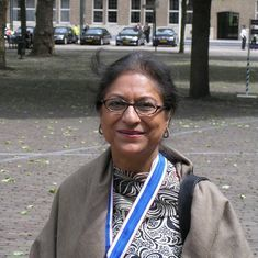 Pakistani lawyer Asma Jahangir wins United Nations Human Rights Prize posthumously