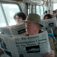 Watch: If this 'Newspaper Movie' looks familiar, that's because it's a spoof of all journalism films