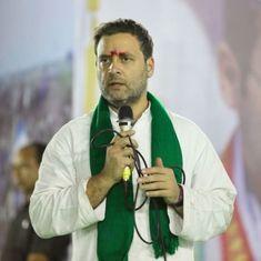 मोदी जी, देश ने आपको भाषण देने के लिए प्रधानमंत्री नहीं चुना था : राहुल गांधी