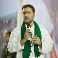 मोदी जी का जादू भारत से बहुत जल्द लोकतंत्र को भी गायब कर सकता है : राहुल गांधी