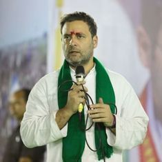 Marking MP police candidates' chests 'SC', 'ST', 'OBC' is an attack on Constitution: Rahul Gandhi