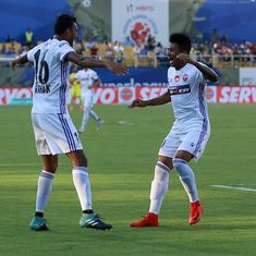 Indian Super League: Pune City beat Mumbai City 2-0 to inch closer to play-off spot