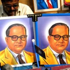 Do Ambedkar's writings about a Brahmin counter-revolution in 187 BCE hold a glimpse of India today?