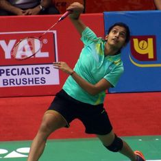 Macau Open badminton: Rituparna Das left as the standing Indian in contention