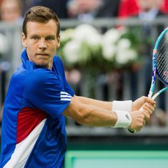 'At age 32 I cannot play non-stop': Tomas Berdych bows out of Davis Cup duty