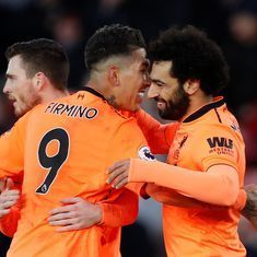 'You cannot be third without fantastic players': Klopp all praise for Salah, Firmino