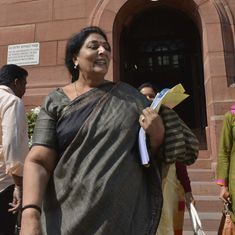 'There is no GST on laughter': Congress MP Renuka Chowdhury counters Modi's 'Ramayana' remark