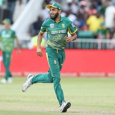 South Africa spinner Imran Tahir says he is disappointed that he could not play for Pakistan