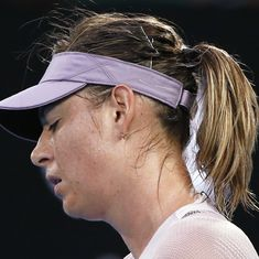 World No 92 Monica Niculescu stuns Maria Sharapova in first round of Qatar Open