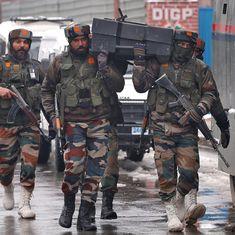 Srinagar: Two militants killed on second day of encounter near Karan Nagar CRPF camp