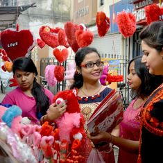 Valentine's Day: Lucknow University bars students from campus; Shiv Sena, Bajrang Dal issue threats