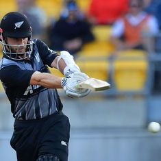 T20I tri-series: Kane Williamson powers New Zealand to victory against England