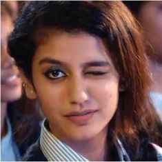 It's raining Priya Prakash Varrier memes: No one (not even polar bears) can resist her charm