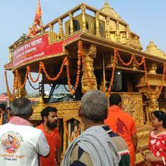 Road to 2019: VHP insistence on flagging off rath yatra makes Adityanath skip ceremony in Ayodhya