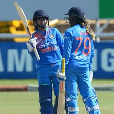 The Mithali Raj-Jemimah Rodrigues partnership heralds a crucial forward step for India in T20Is