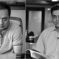 प्रसार भारती में जिन दो पत्रकारों की नियुक्ति की तैयारी की जा रही है वे कौन हैं?