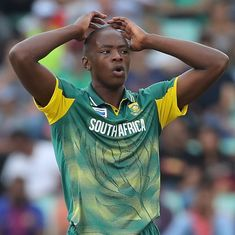 World Cup 2019: Rabada to be fit for South Africa's opener against India; Steyn, Ngidi doubtful