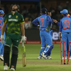 'Surprised to see extent of SA's struggle against wrist spin': Interview with Kepler Wessels