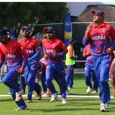 Paras Khadka 'speechless' after Nepal's one-wicket win to reach 2019 World Cup qualifiers