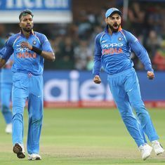Hardik Pandya and KL Rahul suspended pending inquiry and will not play first Australia ODI: Report