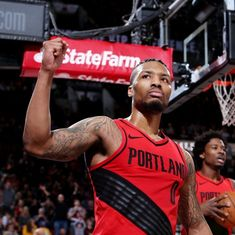 NBA round-up: Trail Blazers snap seven-game losing streak, Raptors crush Bulls
