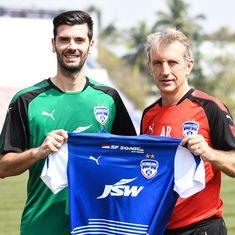 ISL: Bengaluru FC sign striker Daniel Segovia for the remainder of the season